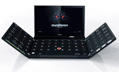 Концепт: Карманная клавиатура