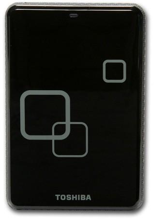 Миниатюрные винты Canvio до 1Тб от Toshiba