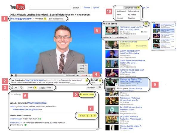 YouTube целиком зашел на обновленный внешний вид