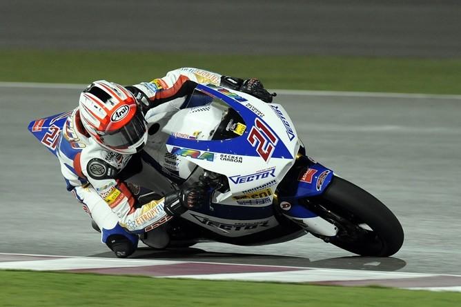 Владимир Леонов обрел поранил руку на Гран-при Катара