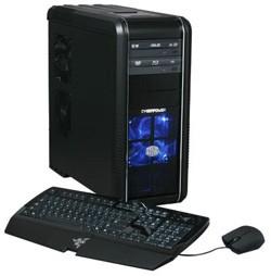 Трио игровых десктопов от CyberPower