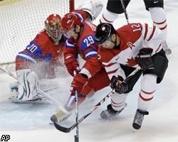 ЧМ: Канада может поиграть с Россией в четвертьфинале