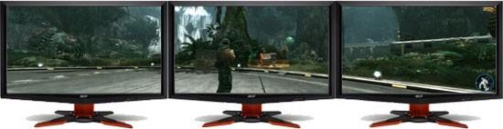Nvidiа отменила выпуск драйвера с 3D Vision Surround