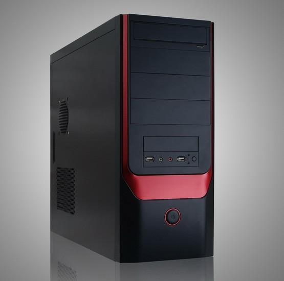 HKC 7022: элегантные и дешевые компьютерные каркаса ATX