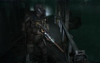 «Метро 2033»: свежие типы оружия (первые снимки экрана)