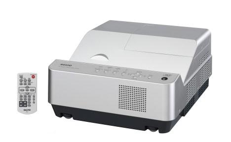 PDG-DWL2500J: проектор с 3D-видео от Sanyo