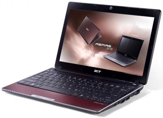 Aspire One 721: компьютеры на новой базе AMD Nile