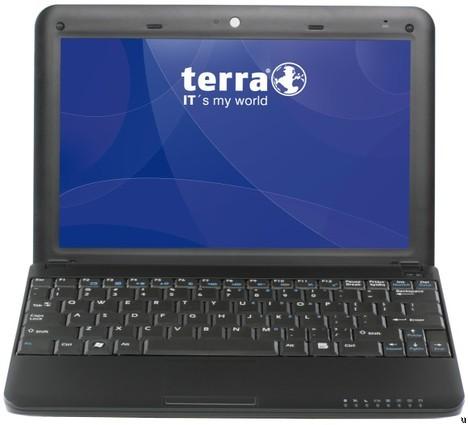 Wortmann Terra Mobile 1020Go - самый дешевый ноутбук