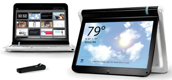 Litl Webbook: Ноутбук за $399
