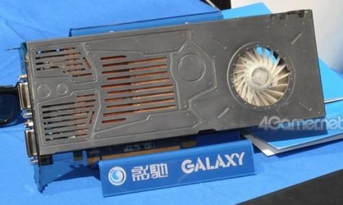 GeForce GTX 470 Katana – Fermi в однослотовом выполнении