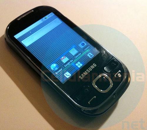 Галакси I5500 : Простой Android-смартфон от «Самсунг» (ФОТО)