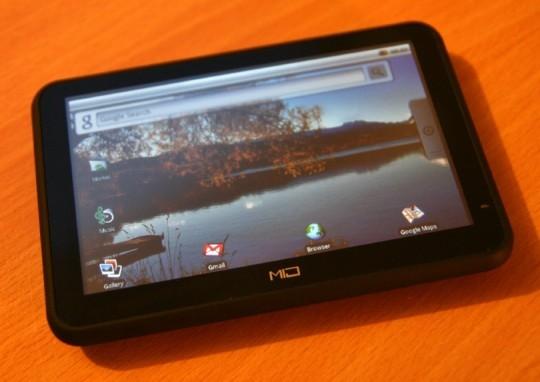 eviGroup Wallet - планшетник на Андроид за 200 euro