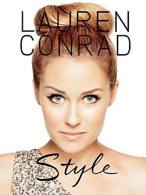 Лорен Конрад производит книжку о моде и образе (ФОТО)