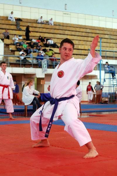 Российские каратисты достать 33 золотые медали на Kyiv Open