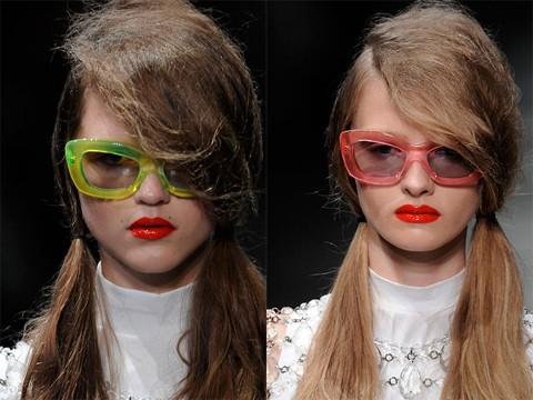Образ в подробностях: солнцезащитные очки 2010