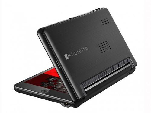 Libretto W100 - мини-ноутбук с 2-мя тачскринами