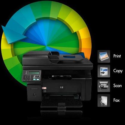 HP LaserJet Pro - малогабаритные МФУ для дома либо кабинета