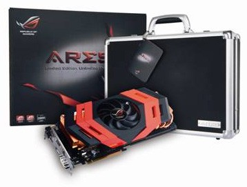 ARES: Карта памяти ASUS серии Republic of Gamers