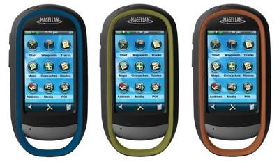 Magellan eXplorist: Наводчики для путешественников с видеокамерой