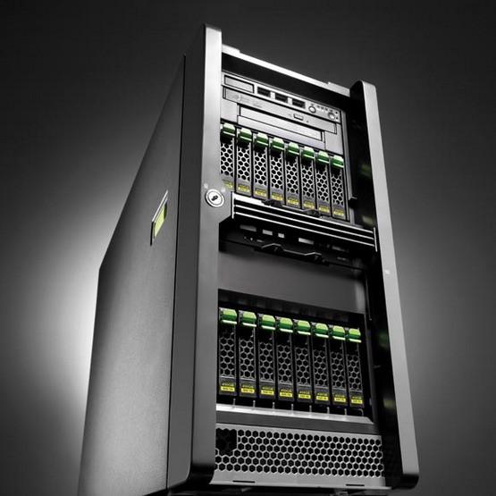 PRIMERGY TX200 С6: свежий двухпроцессорный компьютер от Fujitsu
