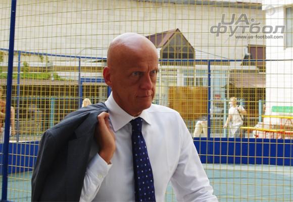 Коллина поторапливал российских судей (ФОТО)