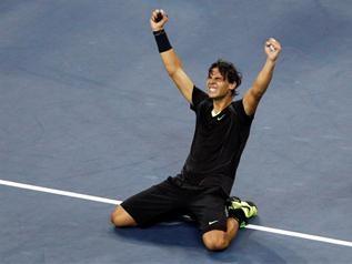 US Open выиграл Надаль