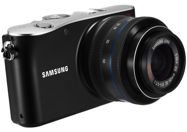 Цифровая беззеркалка NX100 от «Самсунг» (ФОТО)