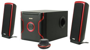 SVEN: новая дизайнерская акустика MS-1020 и MS-1040