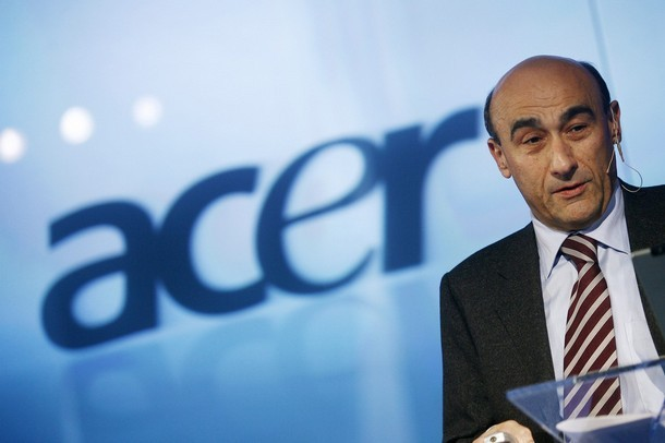 Acer делает двойной планшетник