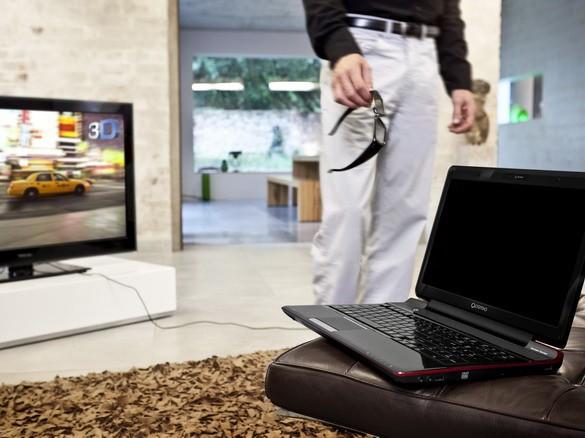 Toshiba раскрыла эру бытовых развлечений в 3D