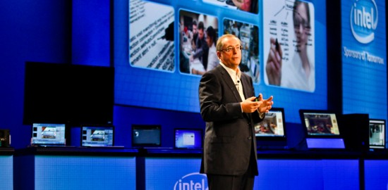 Пол Отеллини о будущем Intel