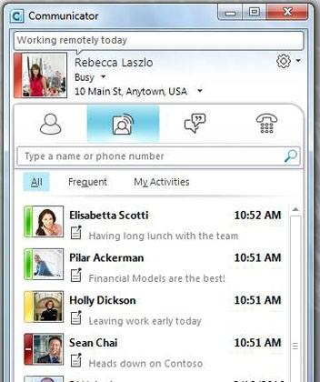 Офис Communications Server 14 переименован в MicrosoftLync