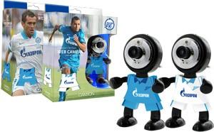 Футбольные веб-камеры от Canyon