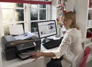 Stylus Офис BX305F: экономичная печать