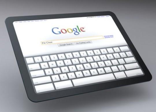 HTC работает над планшетником на Андроид 3.0
