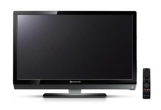 Maestro - супер-плоский телевизор-монитор от Packard Bell