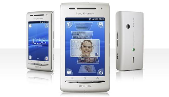 Xperia X8: подходящий Андроид телефон от Сони Ericssоn