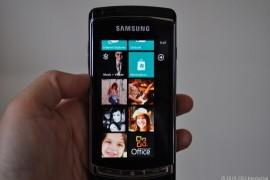 Майкрософт WP 7 вначале установят только на GSM коммуникаторах