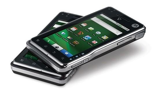 Motorola Milestone XT720 либо Motoroi идет в Россию