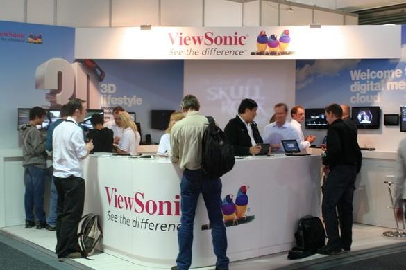 Трехмерные новинки от ViewSonic (ФОТО)