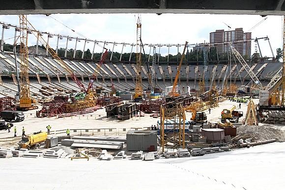 21 октября УЕФА подытожит подготовки к Евро-2012