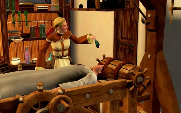 The Sims Medieval: ощути себя рыцарем