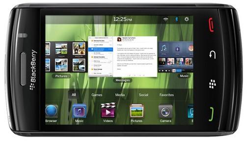 На замену BlackBerry OS наступит QNX