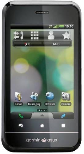 Garmin-Asus A10 - телефон с навигацией