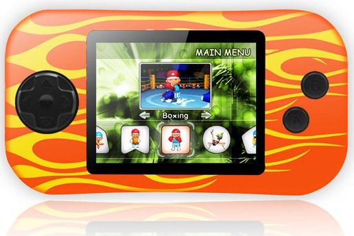 Func MGS-02 - игровая консоль не только лишь для детей