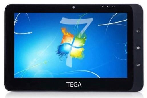Планшетник TEGA v2 с Виндоус 7 и Андроид  - со следующей недели