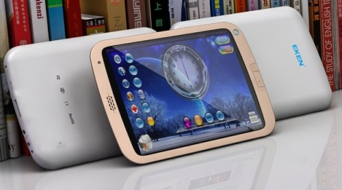 """М005: подходящий 8"""" Андроид планшетник от Eken (ФОТО)"""