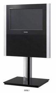 Первый телевизор без очков от Toshiba