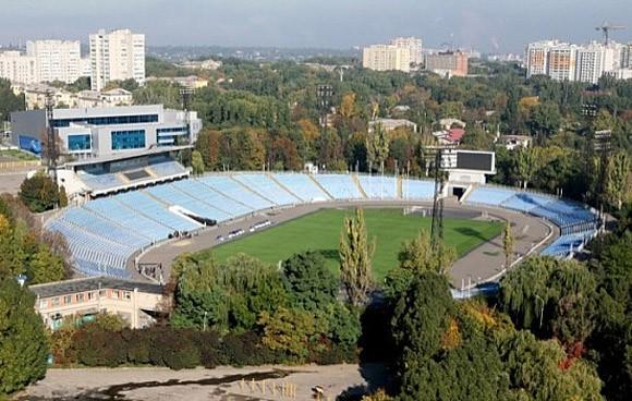 Евро-2012: Стандартные учебные центры Украины (ФОТО)