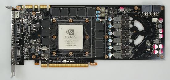 GeForce GTX 580: новый флагман с 512 ядрами CUDA от NVIDIA